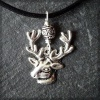 Stags Head Pendant