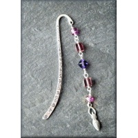 Pewter Goddess Bookmark